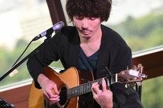 KOUSUKE MASAKI(G, Composer)(写真提供:TOKYO FM)