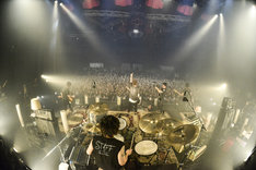 INORAN「B-DAY LIVE CODE929/2017」の様子。(Photo by RUI HASHIMOTO[SOUND SHOOTER])