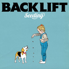 BACK LIFT「Seeding」ジャケット