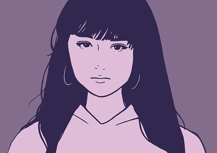 Iriが11月に新作リリースジャケットはkyne描き下ろし 音楽ナタリー