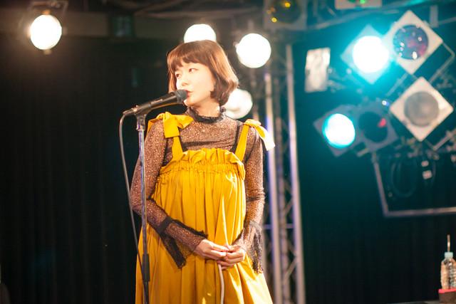 吉澤嘉代子(撮影:田中一人)
