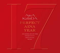 楠田亜衣奈「PERFECT AINA YEAR Aina Kusuda 2nd LIVE TOUR '17 YEAR▽▽▽▽▽▽ @Nakano Sun Plaza 20170810」スリーブケース