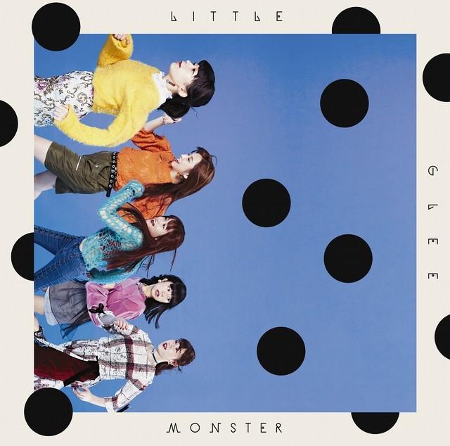 Little Glee Monster「OVER / ヒカルカケラ」初回限定盤ジャケット