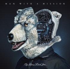 MAN WITH A MISSION「My Hero / Find You」初回限定盤ジャケット