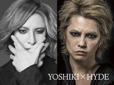 YOSHIKI×HYDE