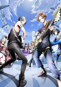 「ディバインゲート零」キービジュアル (c)GungHo Online Entertainment, Inc. All RightsReserved.