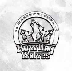世良公則「Howling Wolves」ジャケット