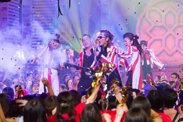 米米CLUB(写真提供:NHK)