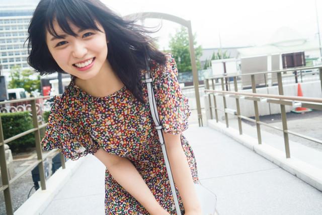 人気画像7位は「長濱ねる、ビキニ姿の美くびれカット公開」より、長濱ねる(欅坂46)1st写真集「ここから」掲載写真。(撮影:細居幸次郎)