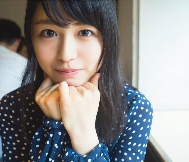 欅坂46長濱ねる1stソロ写真集(タイトル未定)より。(撮影:細居幸次郎)