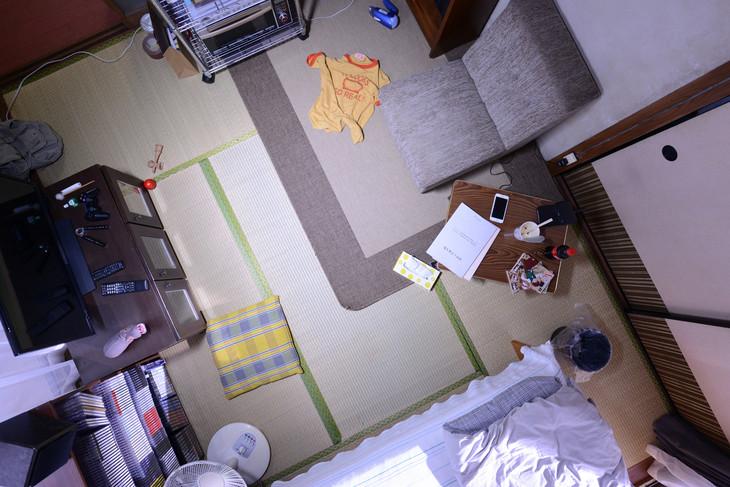 「吾輩の部屋である」ビジュアル (c)日本テレビ