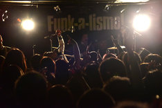 「SCOOBIE DO TOUR『Funk-a-lismo! vol.11』」千葉LOOK公演の様子。