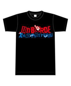 WIZYで販売される数量限定チケット付属のTシャツデザイン。