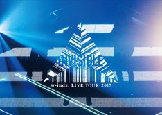 """w-inds.「w-inds. LIVE TOUR 2017 """"INVISIBLE""""」初回限定盤ジャケット"""