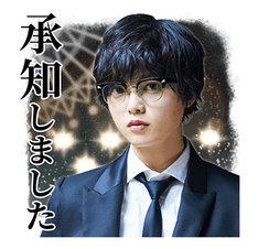 欅坂46「MUSICスタンプ」イメージ画像