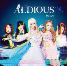 Aldious「We Are」初回限定盤ジャケット