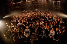 "「TRUE NORTH FESTIVAL」の様子。(Photo by Takashi ""TAKA"" Konuma)"
