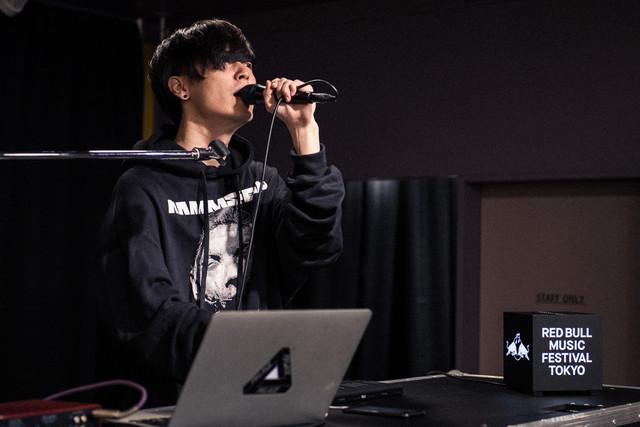 sooogood!(Keisuke Kato/Red Bull Music Festival 2017)