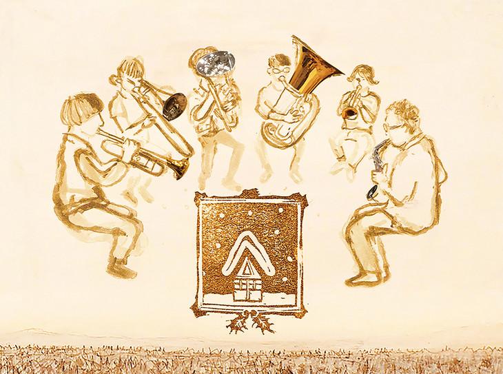 Gondo's Carol Brass Ensemble