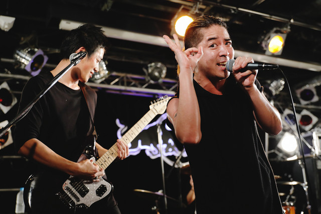 Survive Said The Prophet(Yasuharu Sasaki/Red Bull Music Festival)