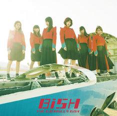 BiSH「THE GUERRiLLA BiSH」CD+DVD盤ジャケット