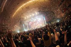 「YUZU HALL TOUR 2017 謳おう」神奈川・パシフィコ横浜 国立大ホール公演の様子。(撮影:太田好治)