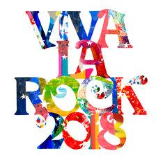「VIVA LA ROCK 2018」ロゴ