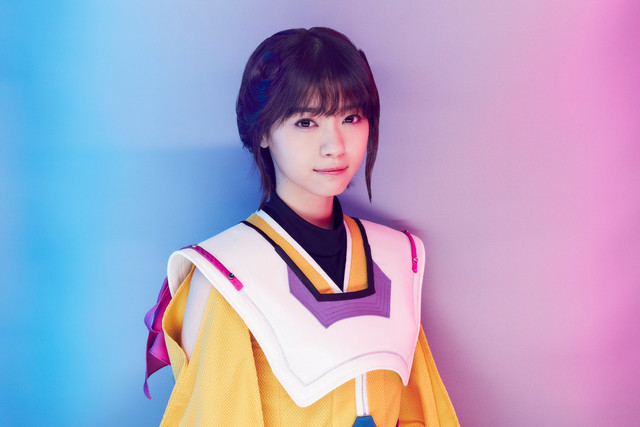 髪を20cmカットした、天野アイ役の西野七瀬(乃木坂46)。(c)『電影少女2018』製作委員会
