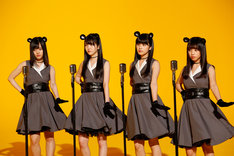 マウスバンドのコーラス隊として乃木マウスの仲間入りを果たした乃木坂46の3期生。