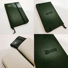 凛として時雨「#5 Mini Notebook」サンプル