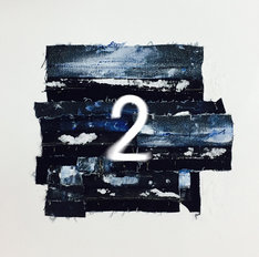 the band apart (naked)「2」ジャケット