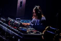 KCEE(DJ)(Photo by Shun Komiyama)