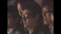 KUWATA BAND「BAN BAN BAN」ミュージックビデオのワンシーン。