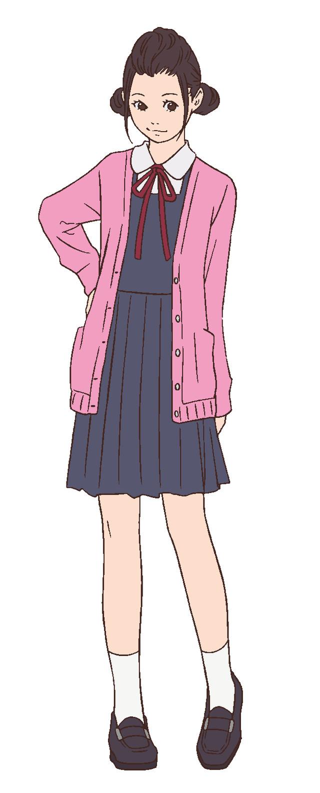 「HUNGRY DAYS サザエさん篇」に登場する磯野サザエ。
