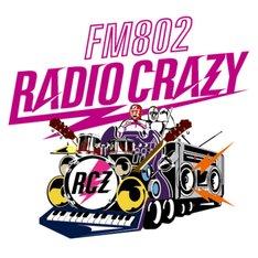 「FM802 RADIO CRAZY」告知ビジュアル