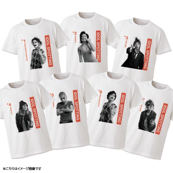 「WACK×DEADMAN IDOL SPOTTiNG Tシャツ」製品イメージ