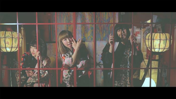 幽世テロルArchitect「ユビキリゲンマン」ミュージックビデオのワンシーン。