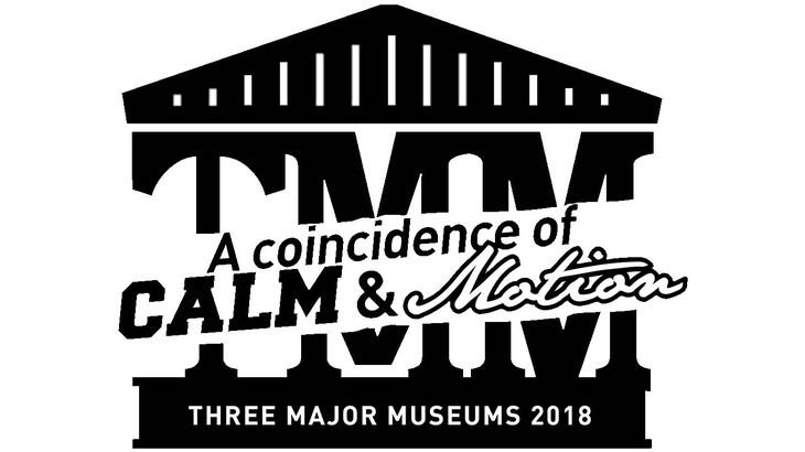 tacica「三大博物館 ~静と動の邂逅~」ロゴ