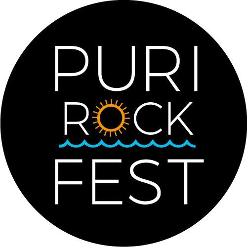 「PURI ROCK FESTIVAL」ロゴ