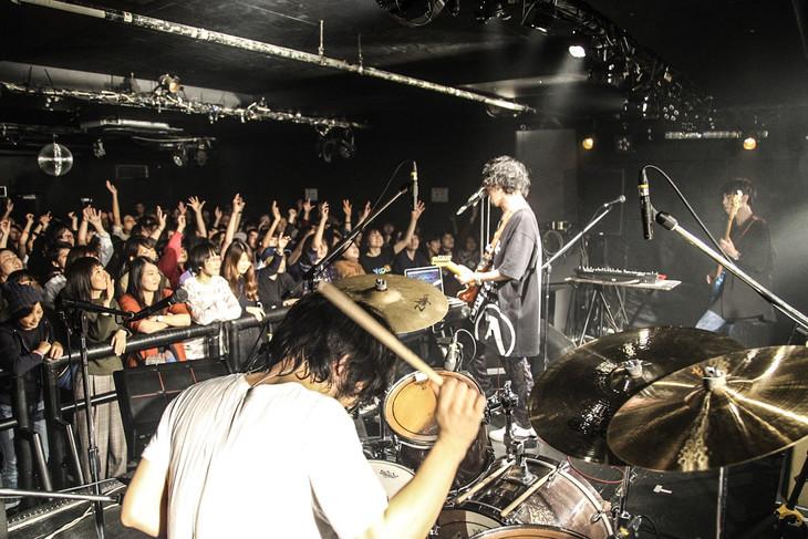 Yap!!!(Photo by  Takahiro Takinami)