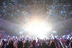 そらる「SORARU LIVE TOUR 2017~夢見るセカイの歩き方~」最終公演の様子。(撮影:小松陽祐[ODD JOB]、岡本麻衣)