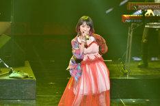 LiSA (c)NHK