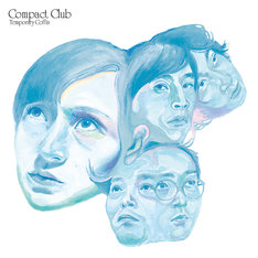 Compact Club「Temporary Coffin」ジャケット