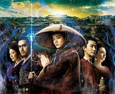 「空海―KU-KAI―」メインビジュアル (c)2017 New Classics Media,Kadokawa Corporation,Emperor Motion Pictures,Shengkai Film