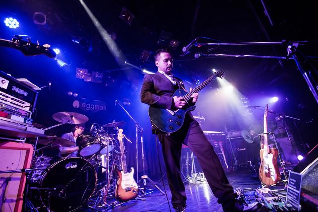 """「POLPO SHOWCASE LIVE """"PWYW""""」の様子。(Photo by Daisuke Ishizaka[Hatos])"""