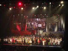 「第7回 AKB48紅白対抗歌合戦」の様子。(c)AKS