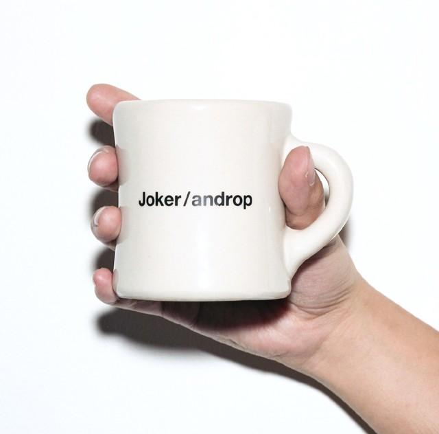 androp「Joker」ジャケット