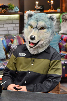 Jean-Ken Johnny(MAN WITH A MISSION)(c)MBS
