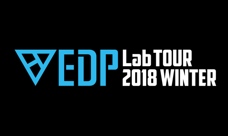 「EDP Lab -TOUR 2018 Winter-」ロゴ