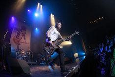 CHIROLYNのライブの様子。(c)HEADWAX ORGANIZATION CO.,LTD.(Photo by nonfix creative[HIROYUKI UENO / HITOMI KATADA])